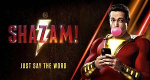 Shazam. (Photo: Twitter/@ShazamMovie) by .