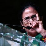 Visakhapatnam: West Bengal Chief Minister and Trinamool Congress supremo Mamata Banerjee addresses during a Telugu Desam Party's rally in Visakhapatnam on March 31, 2019. (Photo: IANS) by .