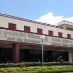 Varanasi: A view of the multi-specialty trauma centre of Institute of Medical Science of Banaras Hindu University to be inaugurated by Prime Minister Narendra Modi in Varanasi on July 11, 2015. (Photo: IANS) by .