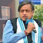 "Kolkata: Congress leader Shashi Tharoor addresses at ""Inspire The Champion In You Series"" programme in Kolkata, on Jan 18, 2019. (Photo: Kuntal Chakrabarty/IANS) by ."
