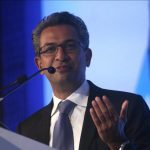 New Delhi: Google Vice President (South East Asia and India) Rajan Anandan addresses at the presentation of AIMA Managing India Awards 2018, in New Delhi on April 18, 2018. (Photo: IANS) by .