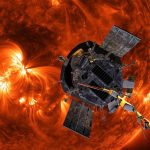 Just 161 days after its launch, NASA's Parker Solar Probe has completed its first orbit of the Sun and has now begun the second of 24 planned orbits, which will mark its closest approach to the Sun in April. (Photo Credits: NASA/Johns Hopkins APL/Steve Gribben) by .