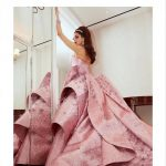 Actress Deepika Padukone made waves at the pink carpet of the MET Gala 2019 in New York, by taking on a Barbie avatar in a Zac Posen gown. She opted for Zac Posen's metallic pink lurex jacquard gown embellished with 3D printed pieces meant to resemble embroidery. by .