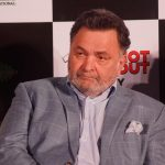 "Mumbai: Actor Rishi Kapoor at the song launch of his upcoming film ""102 Not Out"" in Mumbai on April 19, 2018. (Photo: IANS) by ."