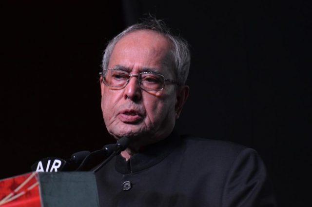 Pranab Mukherjee. (File Photo: IANS) by .