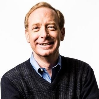 Brad Smith. (Photo: Twitter/@BradSmi) by .