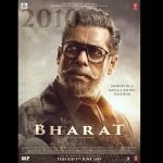 """Superstar Salman Khan, known for his chiselled looks, flaunts a bearded old look in """"Bharat"""". The 53-year-old actor gave a glimpse into the look on Monday via social media. by ."""