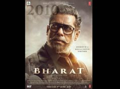 "Superstar Salman Khan, known for his chiselled looks, flaunts a bearded old look in ""Bharat"". The 53-year-old actor gave a glimpse into the look on Monday via social media. by ."