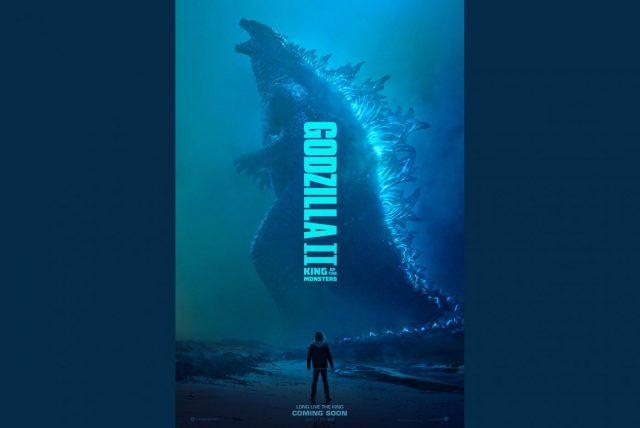 Godzilla II: King Of The Monsters . (Photo: Twitter/@GodzillaMovieUK) by .