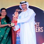 Indian woman doctor gets Global Asian award. by .