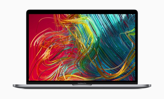 Apple introduces 1st, fastest 8-core MacBook Pro. by .