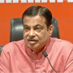 New Delhi: Union Minister Nitin Gadkari addresses a press conference at the BJP headquarter, in New Delhi on May 9, 2019. (Photo: IANS) by .