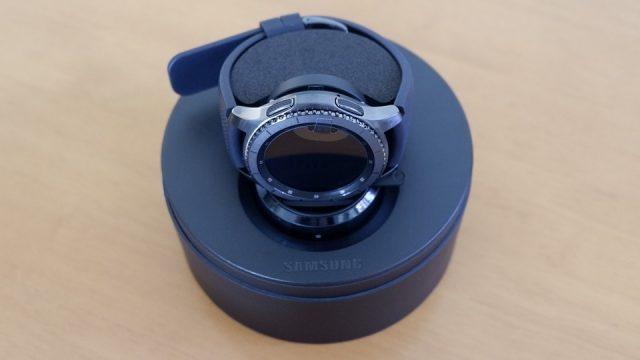Samsung Galaxy Watch. (File Photo: IANS) by .