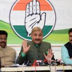 Nagpur: Congress leader Pramod Tiwari addresses a press conference in Nagpur, on Dec 19, 2018. (Photo: IANS) by .