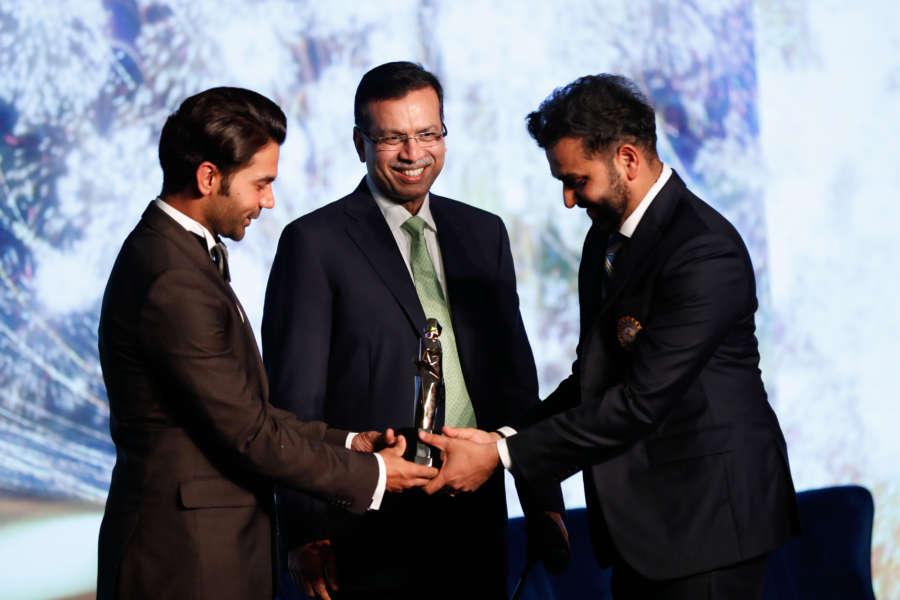 Indian Cricket Heroes Event by Luke Walker.