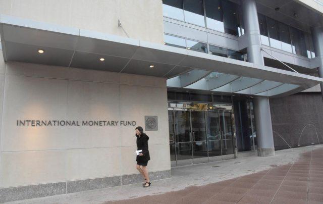 International Monetary Fund (IMF). (File Photo: IANS) by .