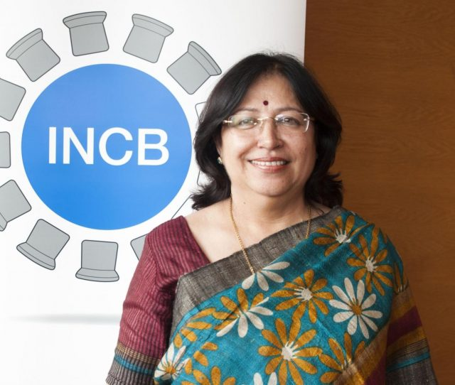 Jagjit Pavadia, who was re-elected with the highest number of votes by the UN Economic and Social Council to a five-year term on International Narcotics Control Board (INCB) on Tuesday, May 7, 2019. (Photo: INCB/IANS) by .