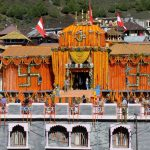 Badrinath temple. (File Photo: IANS) by .