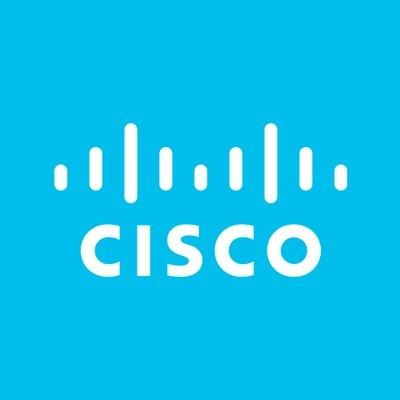 Cisco. (Photo: Twitter/@Cisco) by .