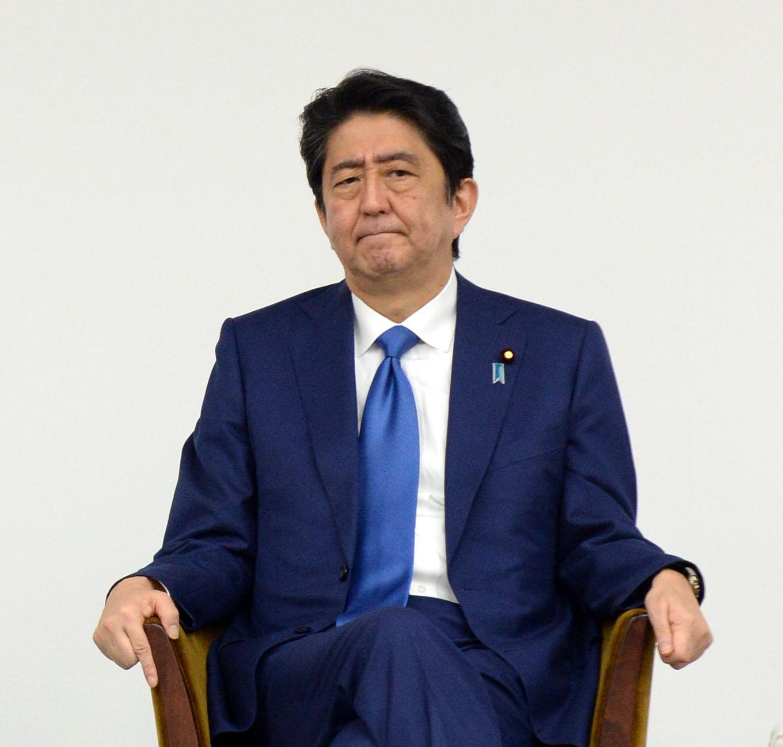 Japan Prime Minister Shinzo Abe. (File Photo: IANS) by .