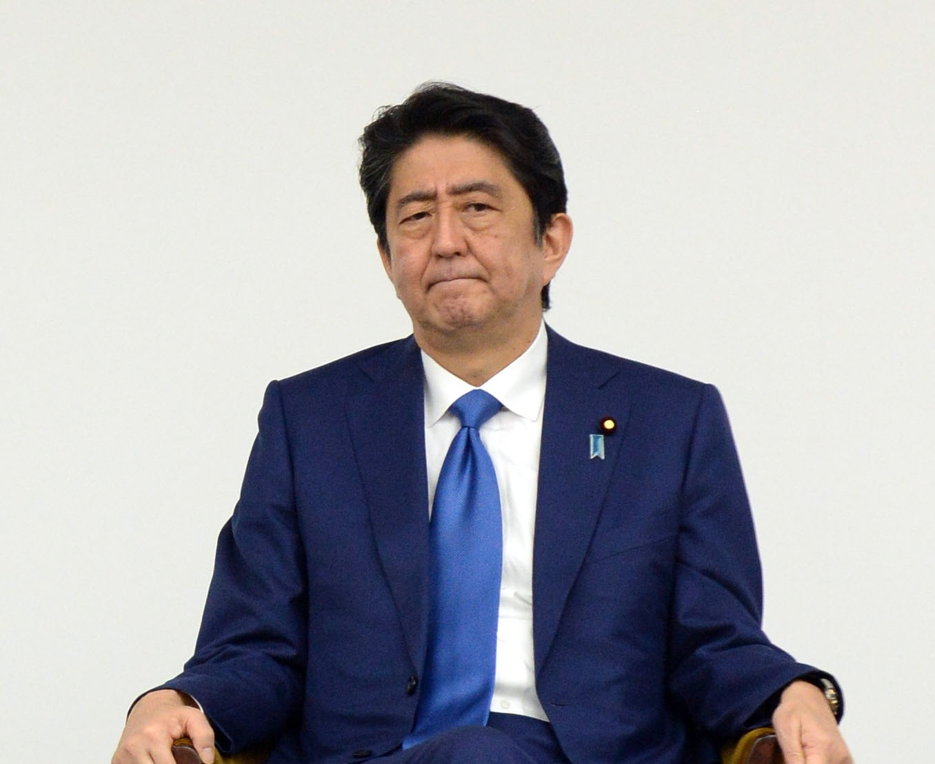 Japan Prime Minister Shinzo Abe. (File Photo: IANS) by .