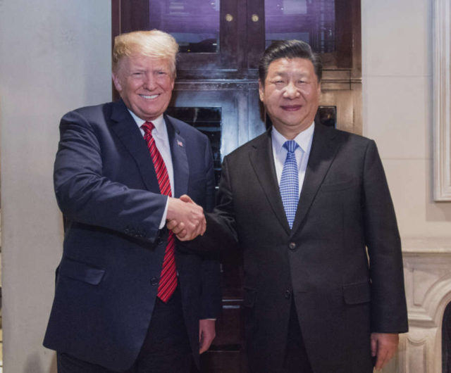 ARGENTINA-BUENOS AIRES-XI JINPING-DONALD TRUMP-MEETING by .