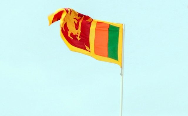 Sri Lanka. by .