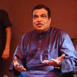 Nagpur: Union Minister Nitin Gadkari addresses a press conference, in Nagpur, on May 23, 2019. (Photo: IANS) by .
