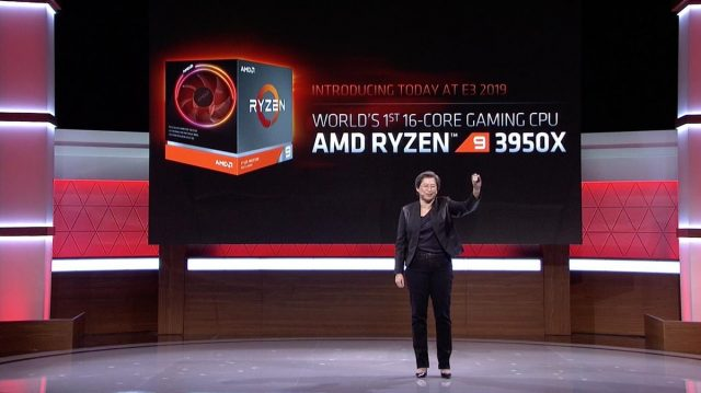 AMD President and CEO Lisa Su At the