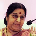 Sushma Swaraj. (File Photo: IANS) by .