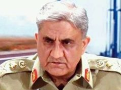 Qamar Javed Bajwa. (Photo: Twitter/@iamCOAS) by .