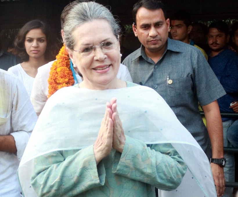 Sonia Gandhi. (File Photo: IANS) by .