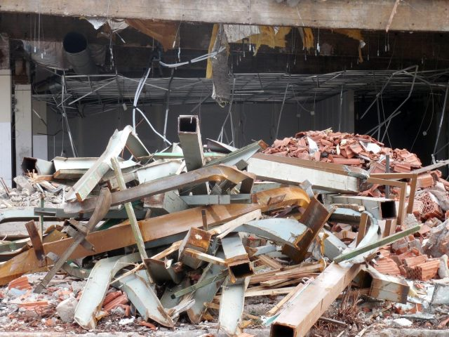 Building collapses. (File Photo: IANS) by .