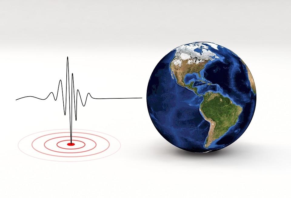 Earthquake. (Photo: IANS) by .