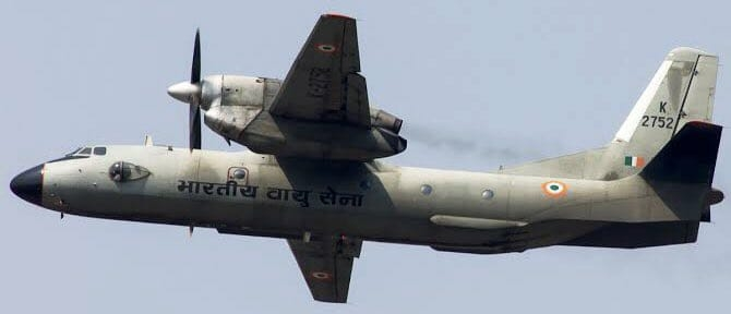 Lipo: The AN-32 aircraft that went missing in Arunachal Pradesh on June 3 with 13 people onboard, the wreckage of which was spotted by the Indian Air Force (IAF) at Lipo, northeast of Tato in Arunachal Pradesh on June 11, 2019. (File Photo: IANS) by .