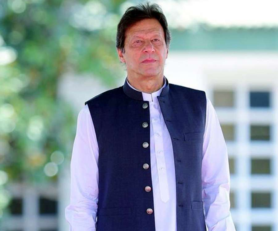 Pakistani Prime Minister Imran Khan. (File Photo: IANS) by .