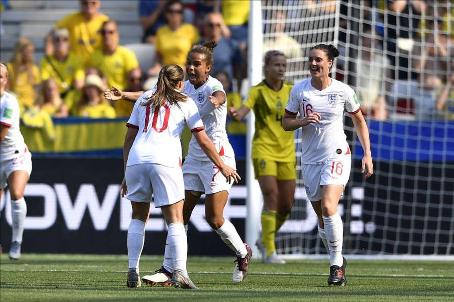 (女足世界杯)(cyc)足球——三四名决赛:英格兰对阵瑞典 by Chen Yichen.