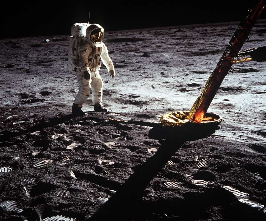 Neil Armstrong. by .