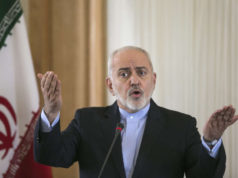 IRAN-TEHRAN-FM-PRESS CONFERENCE by .