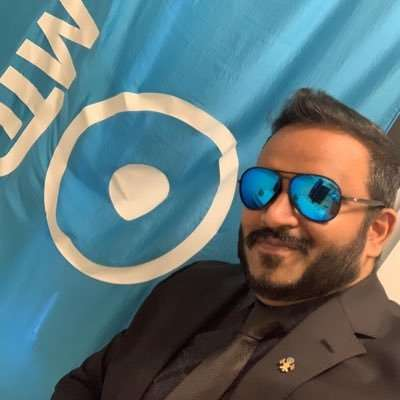 Ahmed Adeeb. (Photo: Twitter/@Ahmed_Adeeb) by .