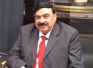 Sheikh Rashid Ahmad. (Photo: Twitter/@ShkhRasheed) by .