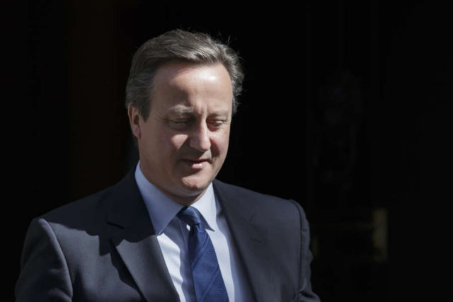 BRITAIN-LONDON-CAMERON-PMQ by .