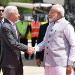 Houston: Prime Minister Narendra Modi arrives in Houston, US on Sep 22, 2019. (Photo: IANS/MEA) by .