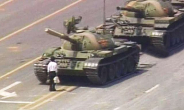 Charlie Cole, one of the photographers who captured the famous Tank Man on film during the Tiananmen Square protests in 1989, has died. He was 64. He died last week in Bali, Indonesia, where he had been residing, the BBC reported on Friday. (Photo: U.S. Embassy in Uruguay) by .