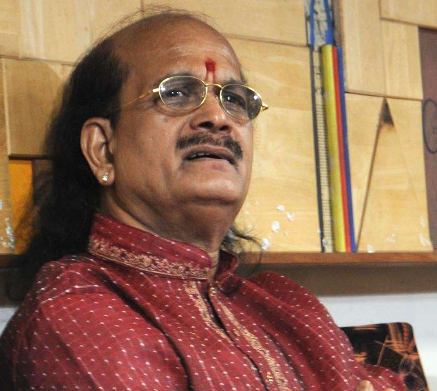 Bengaluru: Renowned Saxophonist Kadri Gopalnath who breathed his last in Bengaluru on Oct 11, 2019. (Photo: IANS) by .
