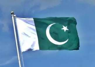 flag of pakistan by .