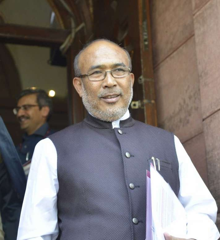 Manipur Chief Minister N. Biren Singh. (File Photo: IANS) by .