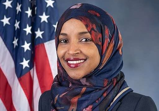 New York: Democratic Party Representative Ilhan Omar. (Photo: House of Representatives) by .