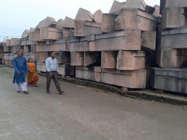 Ayodhya: A view of Karsewakpuram in Ayodhya on Nov 8, 2019. by .