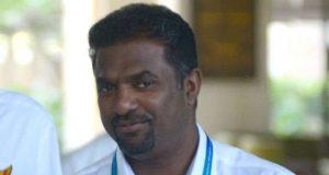 Muttiah Muralitharan.(File Photo: IANS) by .